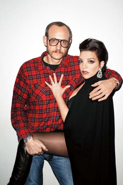 Terry Richardson Liza Minelli