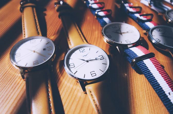 Artfully Elegant Timepieces