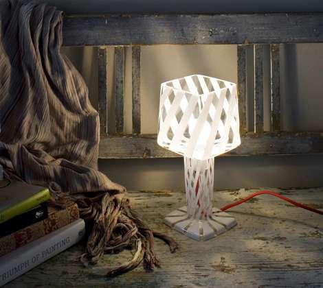 Latticed Lighting