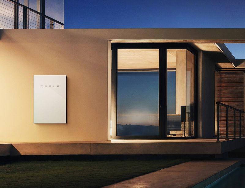 Solar Energy-Storing Batteries