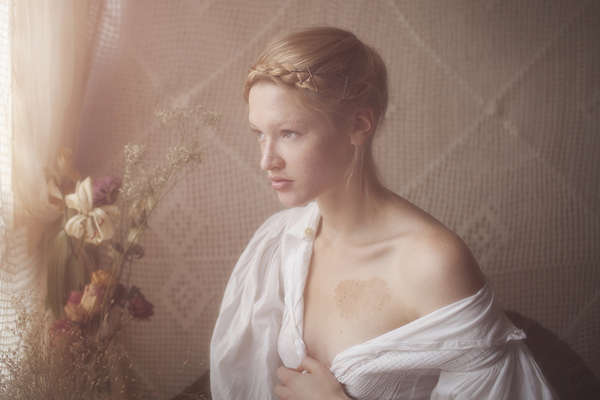 Dreamily Hazy Portraits