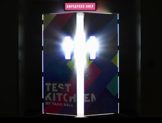 Taco Bell Test Kitchen Reservations Opentable
