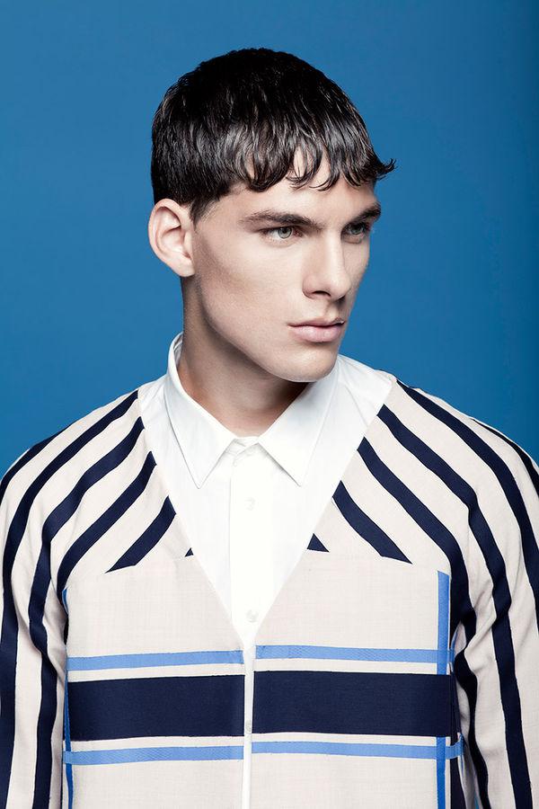 Sleek Modernity Menswear