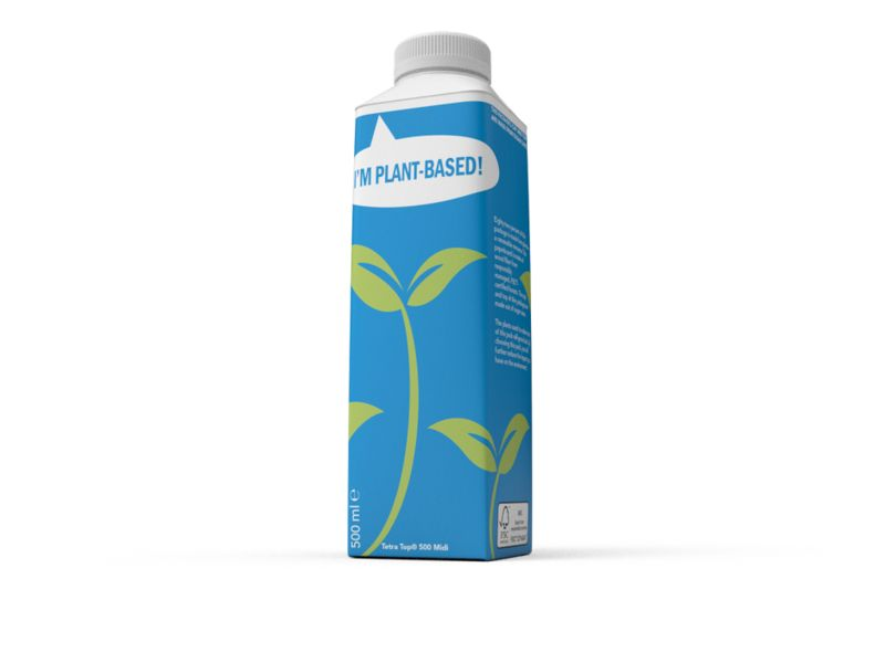 Plant-Based Beverage Cartons