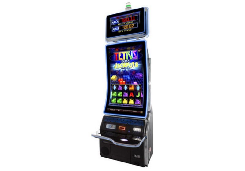 Arcade-Themed Slot Machines