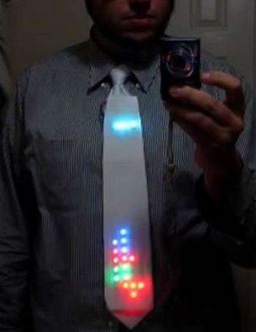 DIY Tetris Ties