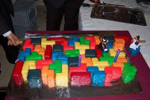 Retro Game Cakes