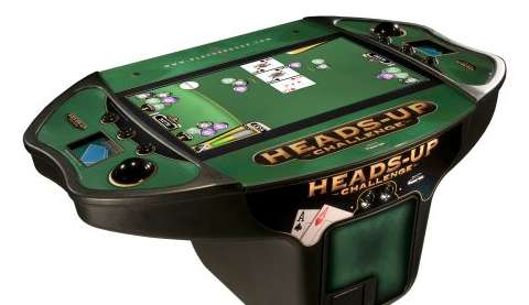 Texas Hold Em Video Tournament