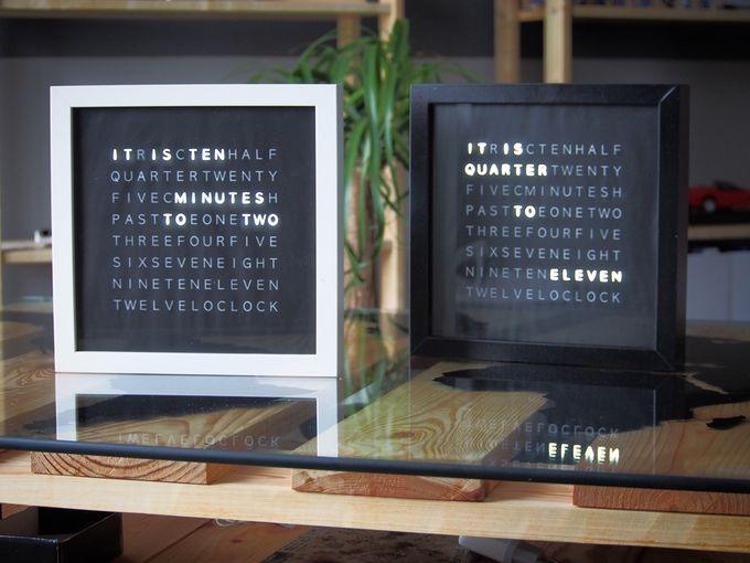 Statement-Display Clocks