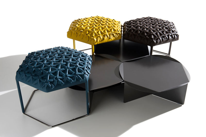 Texture Leather Furniture