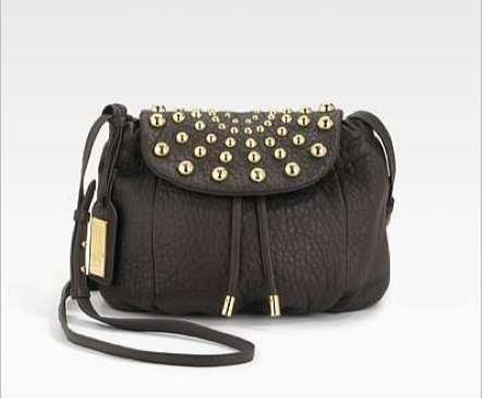 Melanie Studded-Flap Bag