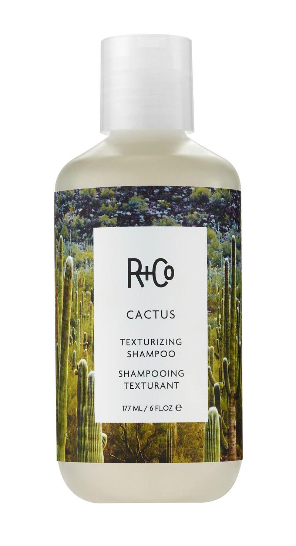 Style-Enhancing Texturizing Shampoos