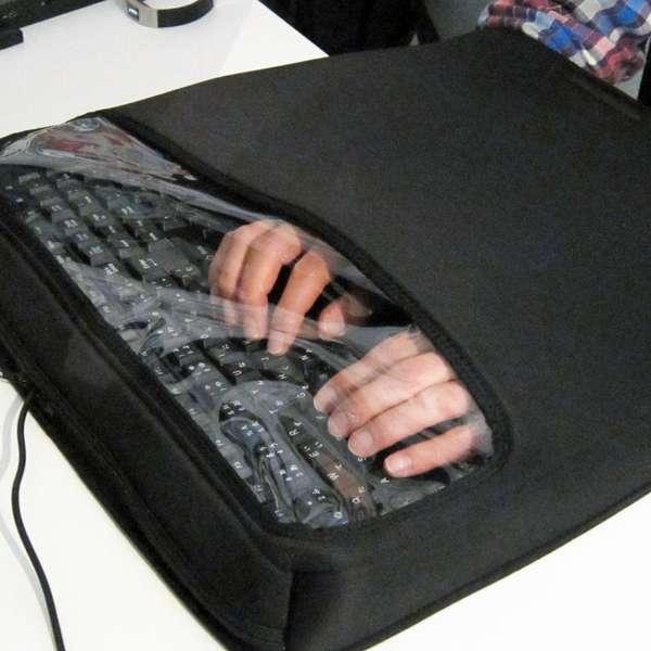 Silent Keypad Cases