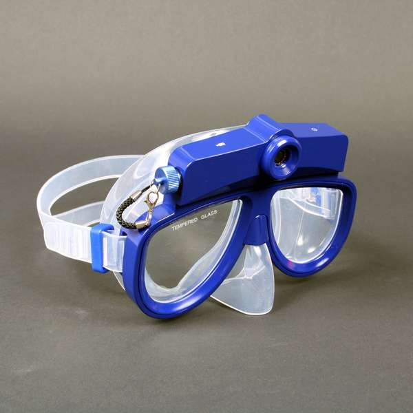 Aquatic Recording Eyewear