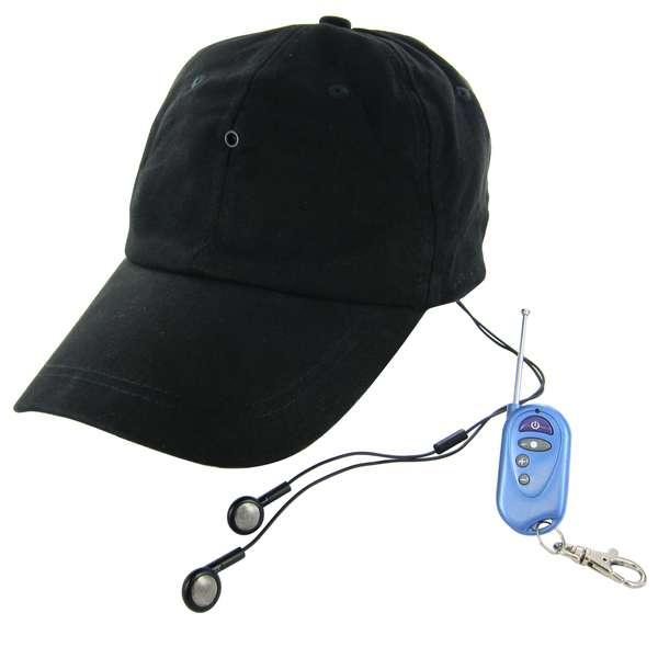 Spy Headgear