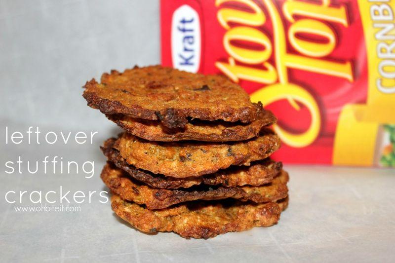 Festive Stuffing Crackers