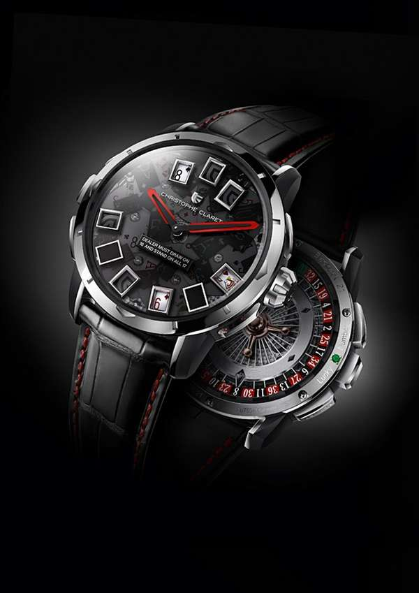Casino Chronographs