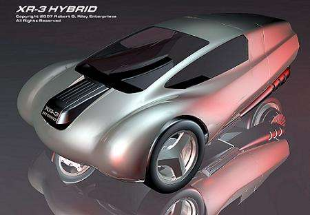 XR-3 Hybrid