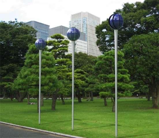 Bulbous Power Plants