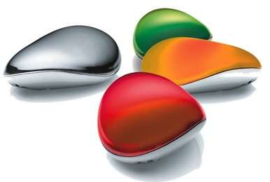 The Aduki Ni Colour Changing Bean Lamp