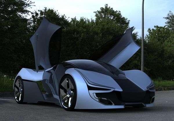 Aerodynamic Eco Sedans