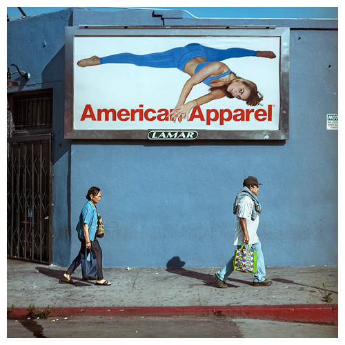 The American Apparel by Thomas Alleman