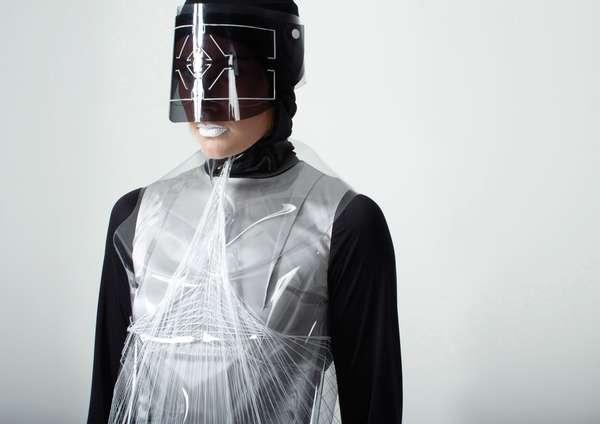 Futuristic Robocob Fashions