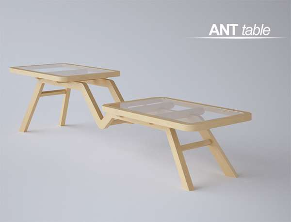 Minimalist Insect Tabletops