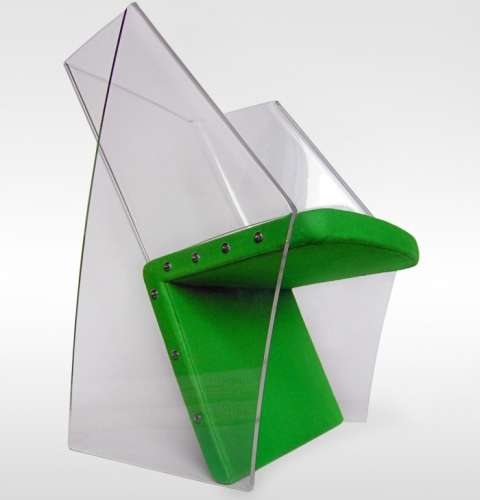 Plexiglass Seating