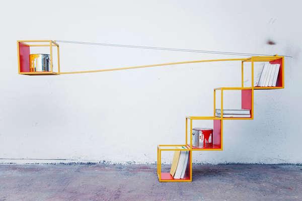 Free-Form Furniture Art