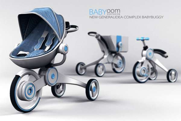 Convertible Baby Buggies