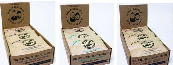 Bearded Organic Bars