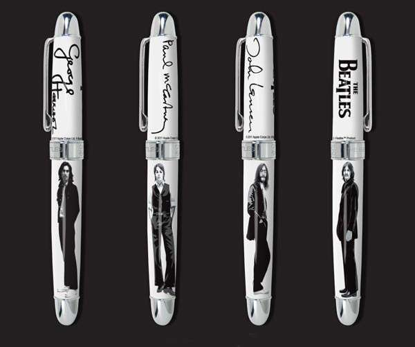 The Beatles Pen