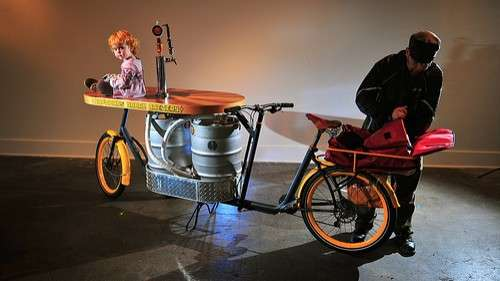 The Beer Bike