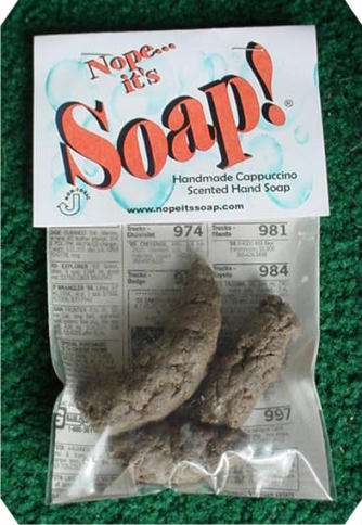 Pile of Poop Soap