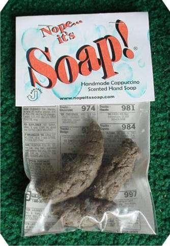 Pile of Poop Soap