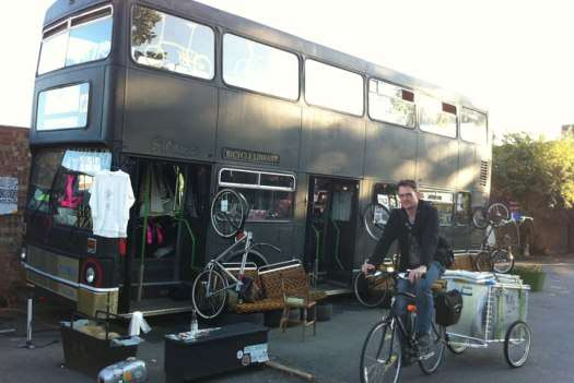 Bike-Lending Double Deckers