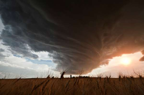 Monstrous Storm Photography
