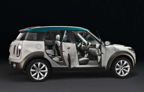 Best Luxury Compact Suv >> Tiny SUV Crossovers: The Mini Crossman