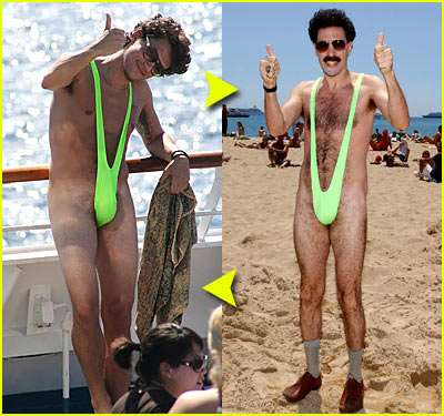 The Borat Effect