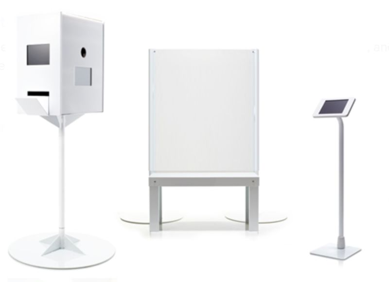 Modern Digital Photobooths