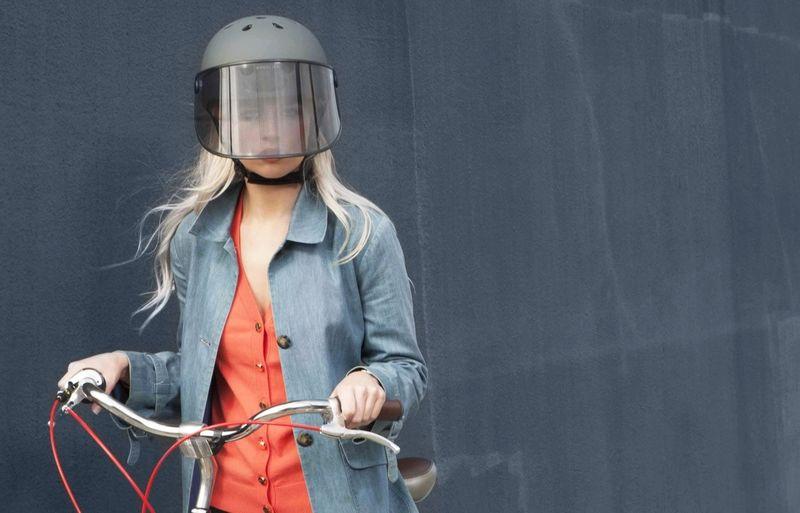Bike Helmet Visors