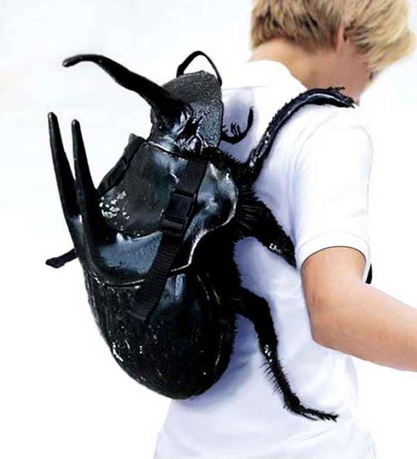 the Bugbackpack