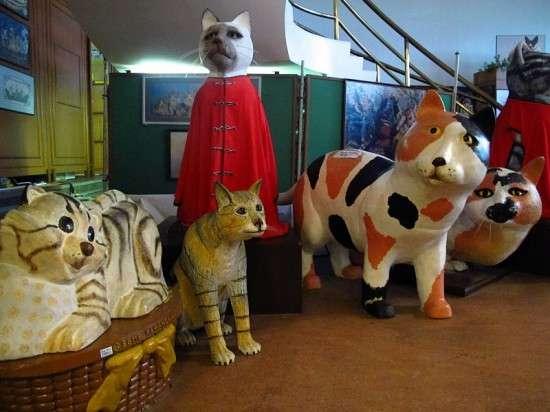 Feline Museums