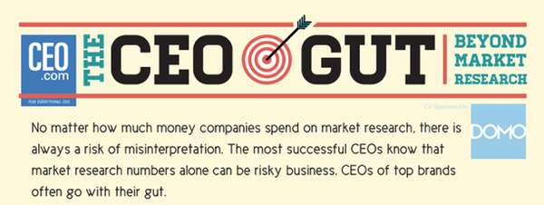 the ceo gut infographic