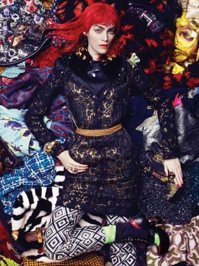 Pattern Overload Editorials