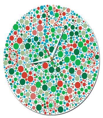 Discriminatory Wall Clocks