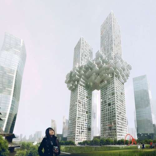 Controversially Exploding Architecture