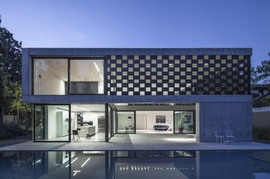 Shadowy Contemporary Compounds