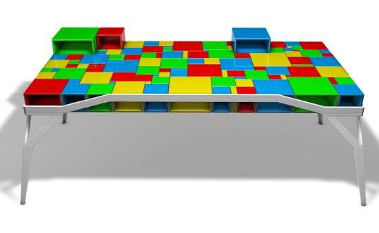 Tetris Tables